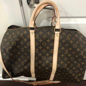 Handbags - Louis Vuitton duffle